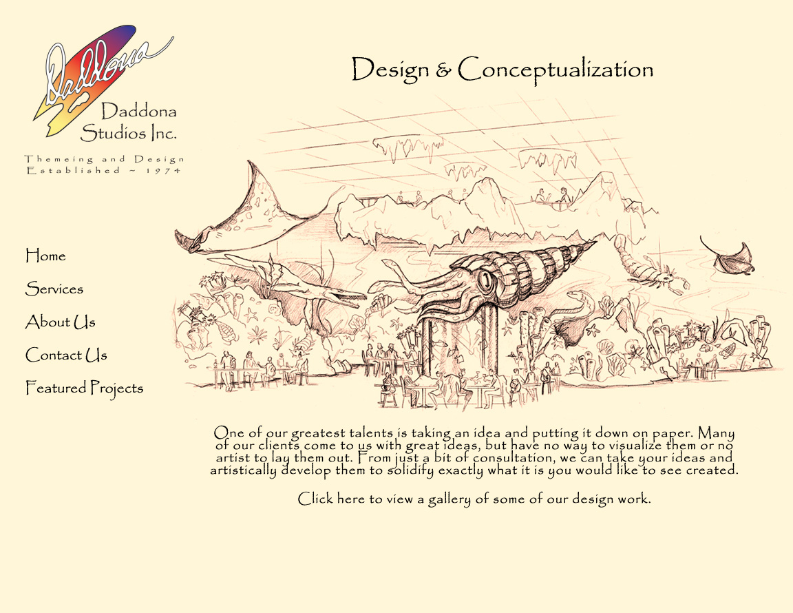Themed Design and Conceptualization